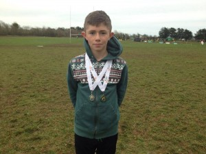 Cross Country Medals December 2015