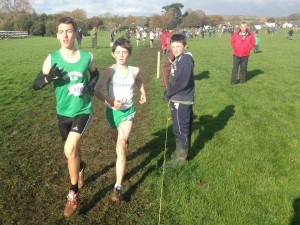 Munster Cross Country 3rd Place Dec 2015