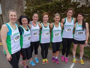 County Championship Road Race in Castlelyons March 2016