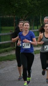 Marianne at the Cheetah Run, May 2016