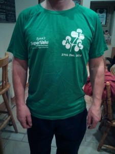 Togher AC, 50 Years on the Run Technical T-shirt