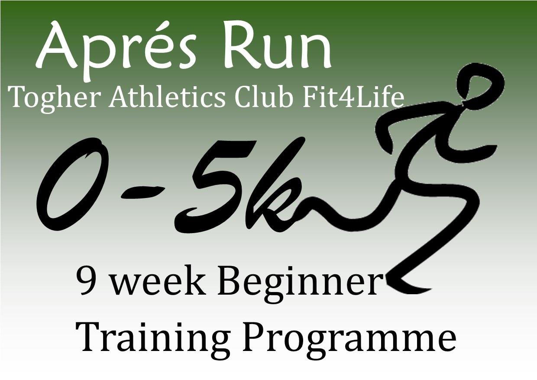 0-5k 9 Week Beginner Training Programme