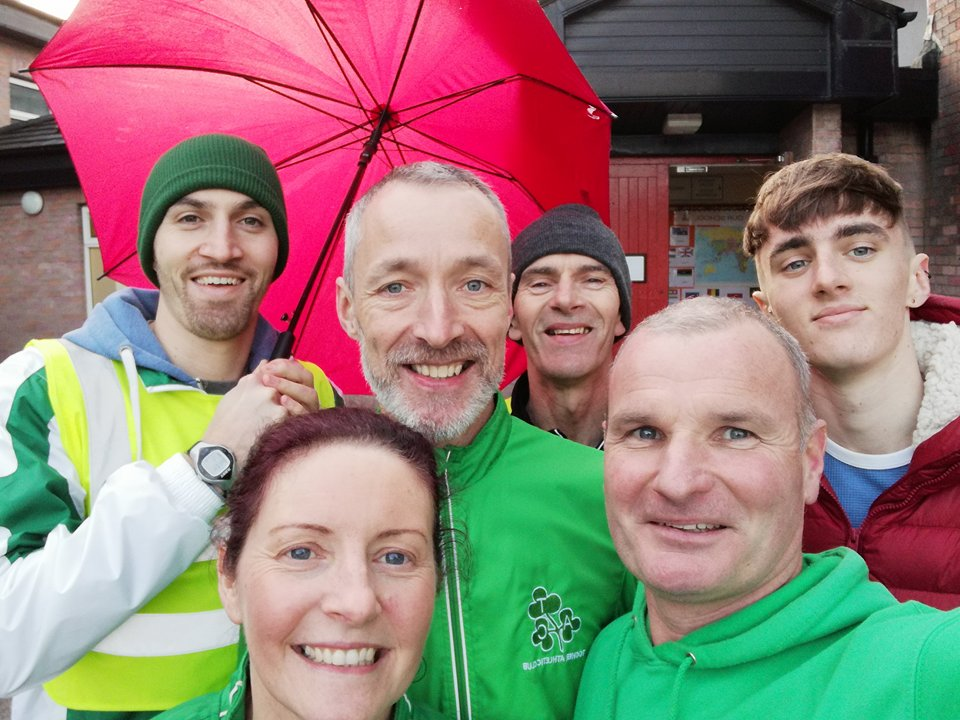 5k Road Race Awash with Support