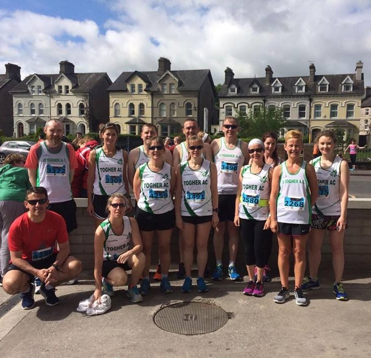 Cork City Marathon 2017