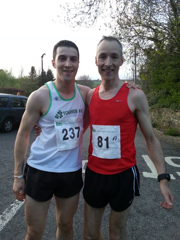 KELLEHER AND CASEY IMPRESS AT BHAA 6-MILER