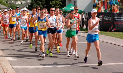 HEFFERNAN 9TH AT EUROPEAN RACEWALKING CUP