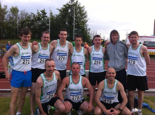 CORK GRADED T&amp;F LEAGUE: MEET 1