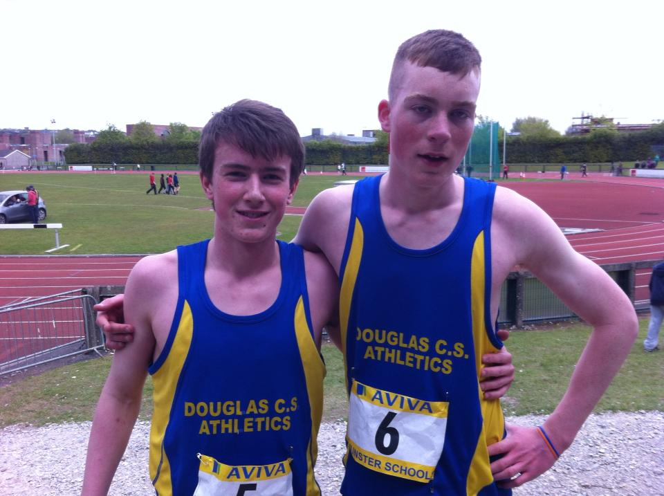 MUNSTER SCHOOLS T&amp;F CHAMPIONSHIPS