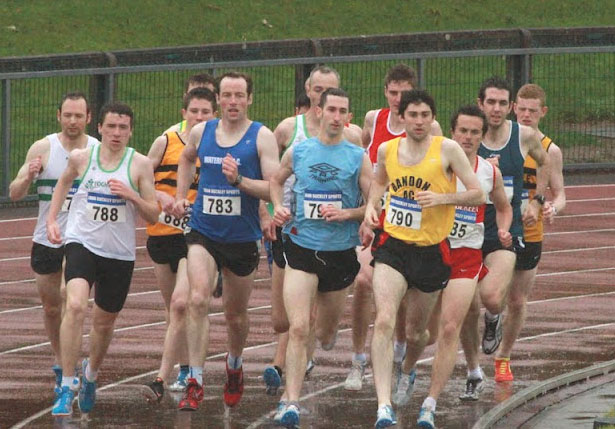 2013 CORK GRADED T&amp;F LEAGUE